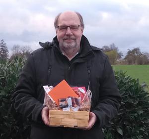 Ehrung und Dank für Theodor Feils 40-jähriges Engagement